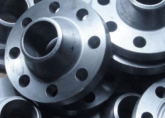 Фланцы стальные приварные встык воротниковые ГОСТ 12821-80
